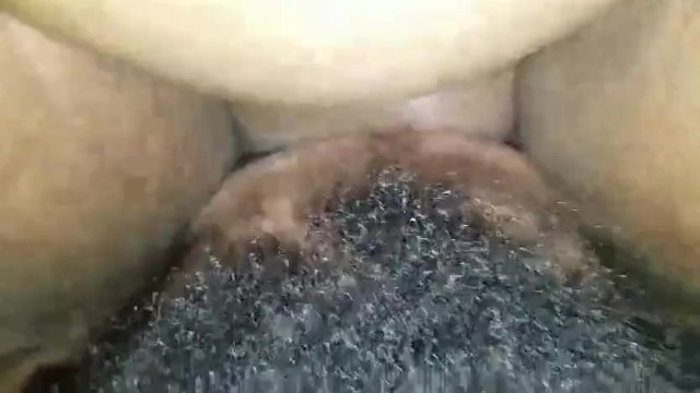 Sucking and tongue fucking her phat pussy awhile she ride my face 26