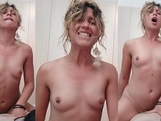 Amateur Teen Cowgirl Orgasmus