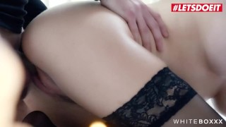 White Boxxx - Hot Huge Natural Tits Teen Lucy Li Fucked Hard And Fast