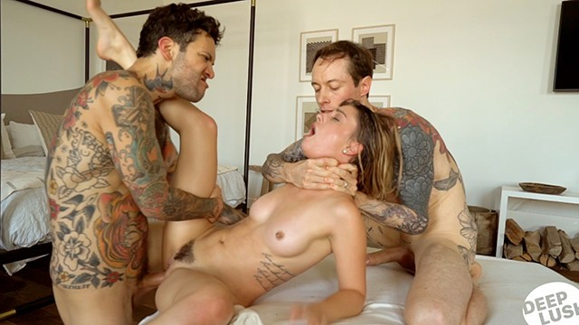 Non nude fashion Non stop orgasm bbg threesome with kristen scott small hands and owen