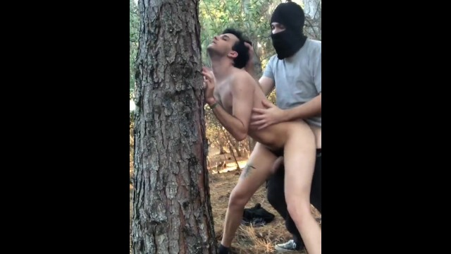 Finchum and boudia are they gay He masturbates in the park and they find out, they fuck him like a whore