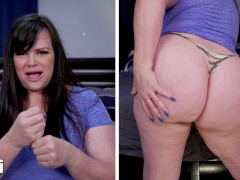 Niche Parade - Curvaceous, White Bbw Marcy Diamond Giving Wank Off Instructions