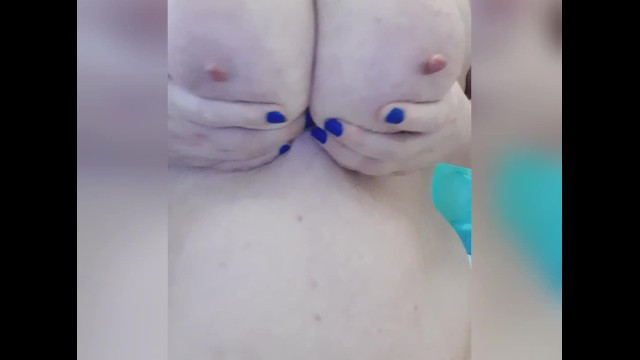Lotioning Up My Tattooed Legs and Feet andBig Natural Tits 5