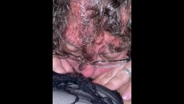 This Freaky European slut loves getting her pussy eaten