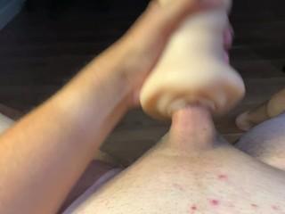 Virgin dick fucking flesh light