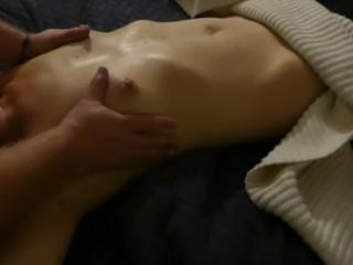 Tantric sensual lovemaking...