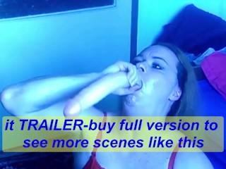 Deep throat training with trailer...