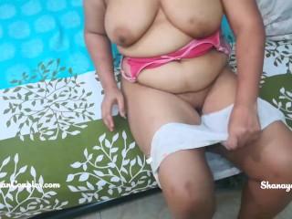 Bhabhi fat pussy fucked...
