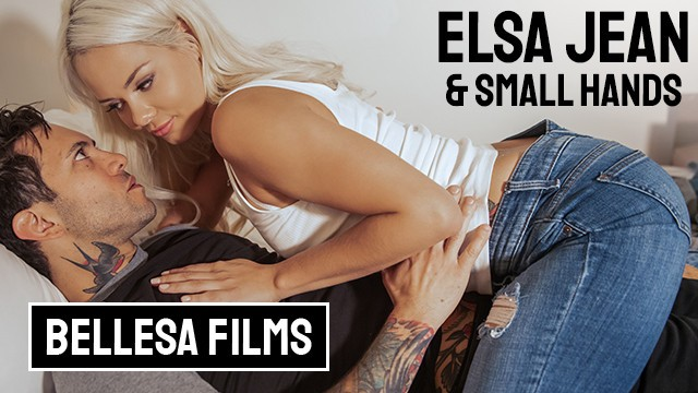 Jean pierre voyeur Bellesa - small tit blonde elsa jean has a breakin fantasy
