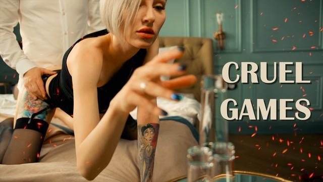 Eastern europen teen models Brother plays cruel games with hisstepsister mykinkydope
