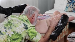 Kay Carter (DSC7-1) Blowjob Deepthroat Doggy Style Oral Sex Ripped Nylons