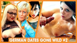CRAZY FUCK DATES BERLIN Germany Part 2 wolfwagner.love