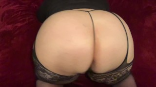 Phat Ass in stockings!