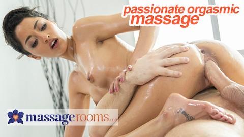 Massage porn room