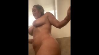 Slutty Shower Solo