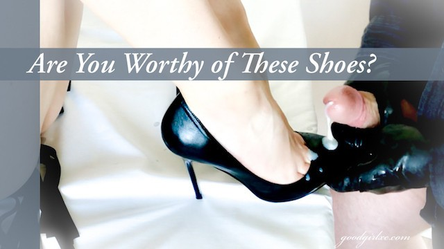 Wart pussy pic Are you worthy of these shoes preview