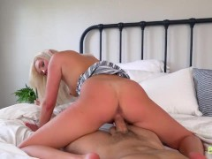 Winter Bell - Convincing My Princess Step Sister To Fuck