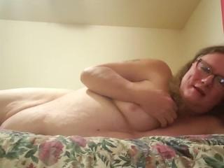 Naked seduction...