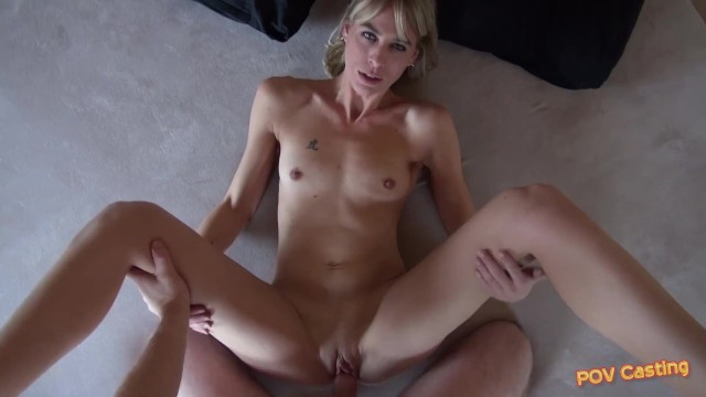 Blowjob;Cumshot;MILF;Anal;POV;Euro;Small Tits;Casting povcasting, ass-fuck, petite, mom, mother, point-of-view, blonde, milf, european, small-boobs, cock-sucking, missionary, big-dick, anal-sex