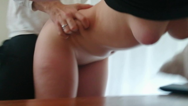 He walked in on me working out, so i fucked him..... 6