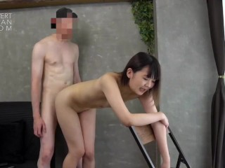 Adorable japanese riona stars in cj house a...