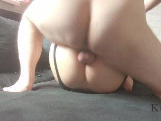 Sodomized Teen Won't Walk Straight For A Week (Gaping, Rough Anal)