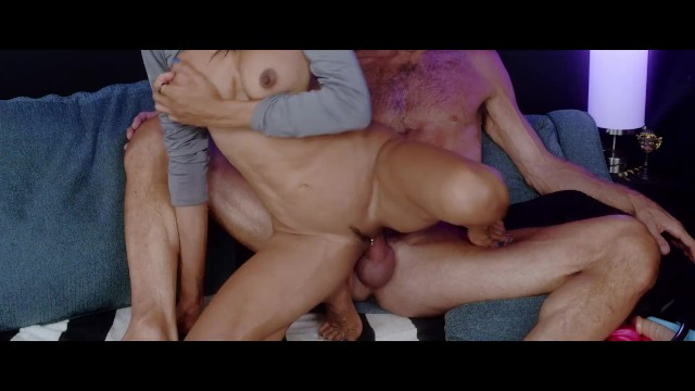 Hottest Couples Cam Show Part 2 Ravena Rey Rides Cock Up Her Tight Pussy & Ass + Messy Facial etc. 5