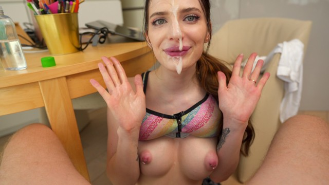 Chocolate facial benefits Huge facial and really sloppy bj for neighbor - student reislin