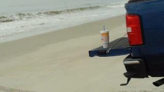 Public Beach Flash