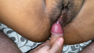 Today I let him cum in my pussy
