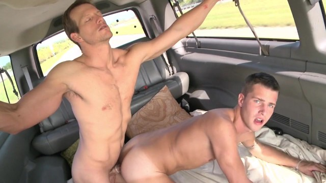 He naked Bait bus - cole harvey is back in the van hes hungry for straight cock