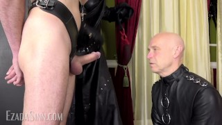 sit's first load of hubby's cum Preview