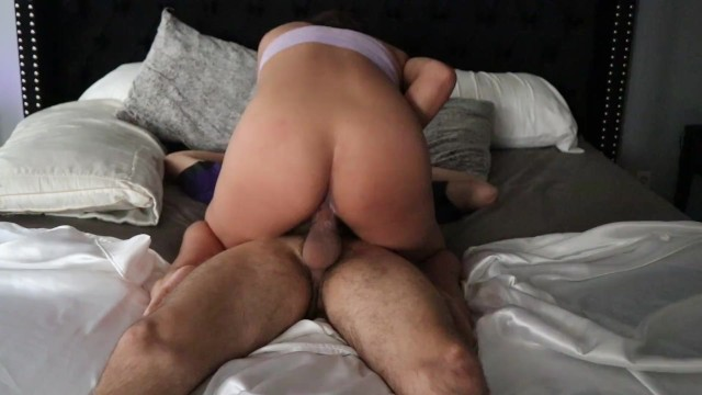 couple fucking during quaratine ends in a creampie 2