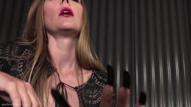 Vampire POV - Long Nails, Biting, POV Blowjob TEASER 12
