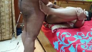 Hot indian couple fucking in jija sali role play