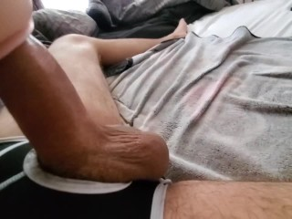 Suck and Fuck Daddy in The Pool Fantasy, Loud Sexy Daddy Voice till Creampie