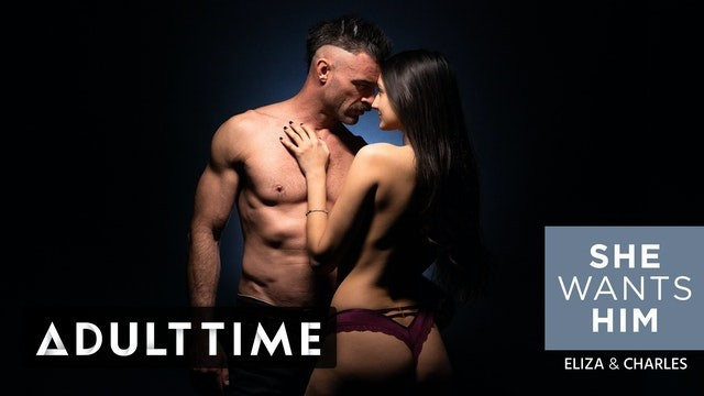 Hardcore adult brunette sex Adult time she wants him - eliza ibarra and charles dera passionate sex