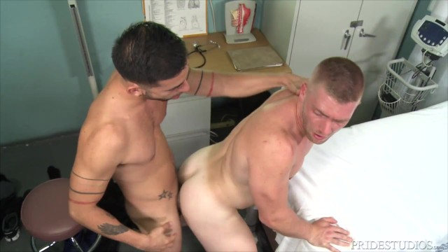 Gay pride screensavers Pridestudios - hot doctors sneak away for hospital fuck