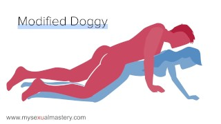 6 Best Sex Positions for you to try TONIGHT!!