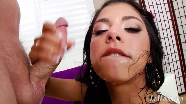 Nasty Double Blowjobs with Sexy MILF Francesca Le