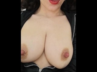 Nipples public Celebrity Nip