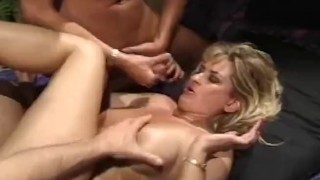 Initiating The New Swinger Wife To Give More Arousement