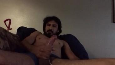 Huge thick cum shot