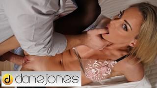 Dane Jones Real passionate sex with blonde Aussie MILF Isabelle Deltore