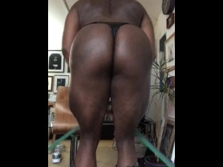 Ass still in isolation preview clips...
