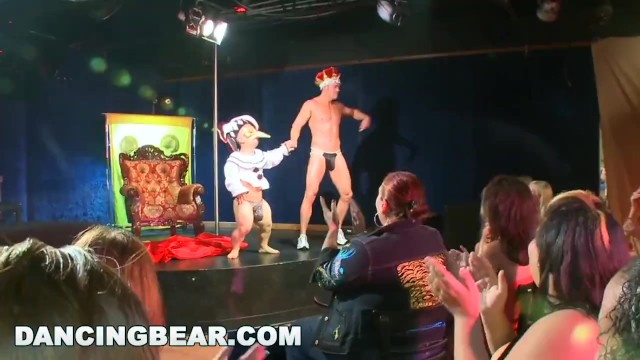 Spearmint rhino vegas strip clubs Dancing bear - gang of horny hoes gettin lit in da club