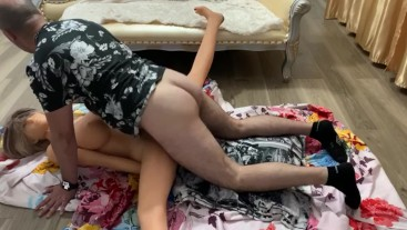 i fuck fast and deep my blonde doll pussy