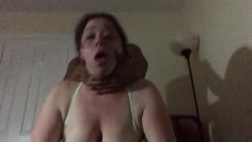 DMaster shows you K'Mars Cum Face with Backshots