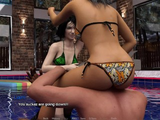 Acting lessons hot bikiny private ep 16...