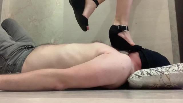 Big Tit Milf High Heels